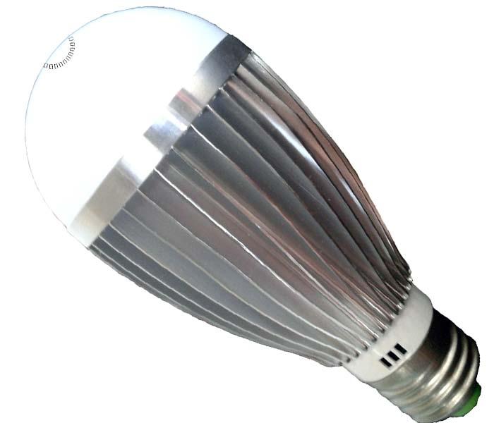 لامپ LED 10W(طرح لامپ حبابی)