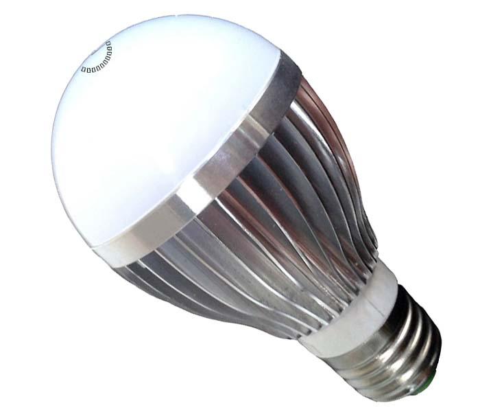 لامپ LED 7W(طرح لامپ حبابی)