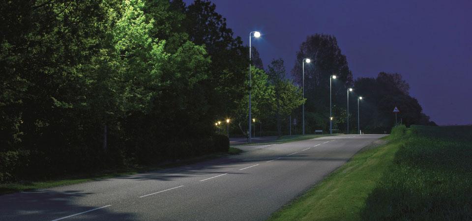 چراغ خیابانی LED