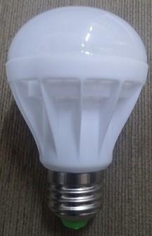 قاب پلاستیکی لامپ ال ای دی