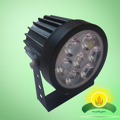 پروژکتور LED 7 وات آفرود