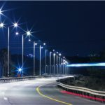روشنایی بزرگراه و جاده های بین شهری