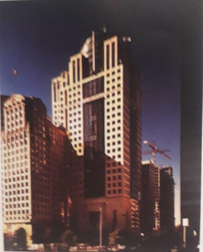 ساختمان تجاری
