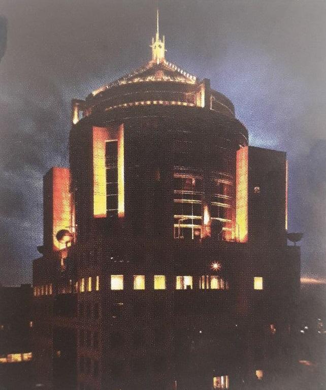 trading center lighting