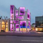 با نورپردازی نما LED روحی تازه به ساختمان بدهید