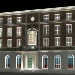 3 طرح زیبا برای نورپردازی نمای ساختمان مسکونی