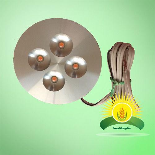 لامپ رشد گیاه کوچک