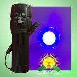 چراغ قوه UV (فرابنفش); انواع مدل ها با قیمت مناسب