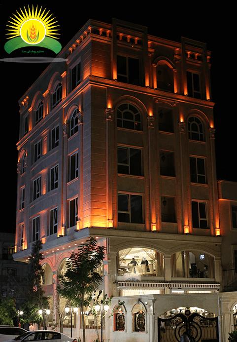 نورپردازی نما3
