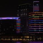 بازاریابی و افزایش مشتری با نورپردازی نما تجاری